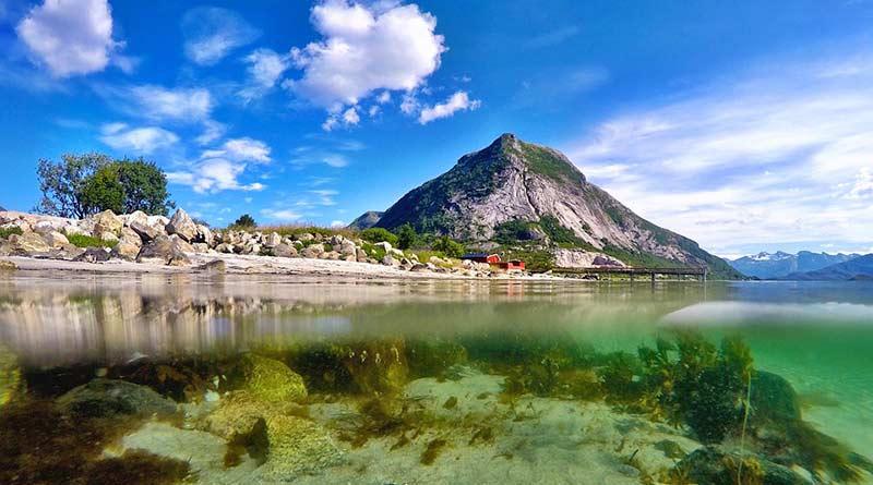 Tauchen und Tauchurlaub in Norwegen
