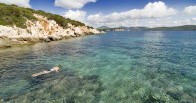 Tauchen auf Sardinien - Capo Caccia