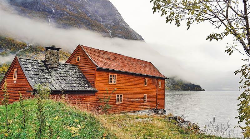 Tauchurlaub in Norwegen